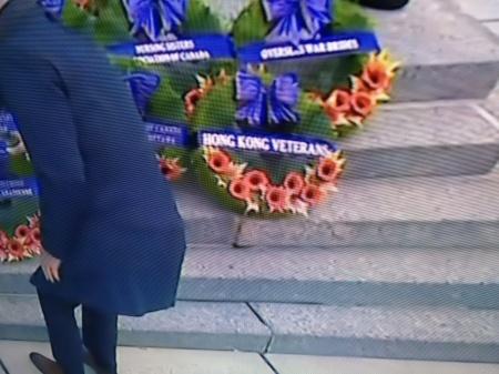 Remembrance Day - Pix 03 - Hong Kong Veterans
