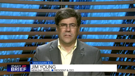20160726 Bloomberg TV Canada - Jim Young, CEO NewLeaf, Screen capture