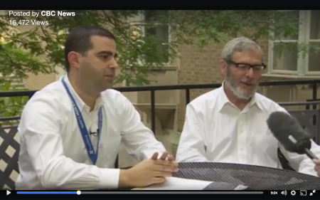 20160824 Dr. Michael Schwartz and Dr. Nir Lipsman