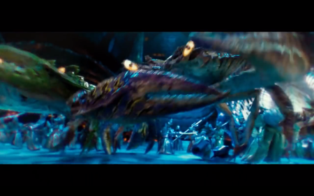 LEAGUE OF GODS US Trailer (2016) Fantasy Movie - Pix 13 - Big Crab