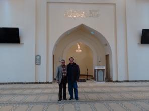 20170204 Pix 01 With Mr. Sultan Mahmood in Baitun Nur Mosque