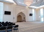 20170204 Pix 05 One of the spaces for worship in Baitun Nur Mosque