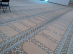 20170204 Pix 06 Carpet in the space for worship in Baitun Nur Mosque