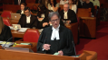 Pix 08 - Amicus Curiae Mr Benjamin Zarnett presenting case
