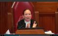 Pix 90 - Justice Rosalie Abella asks questions