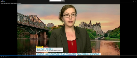 20171121 CTV News interview of Caitlin Miron